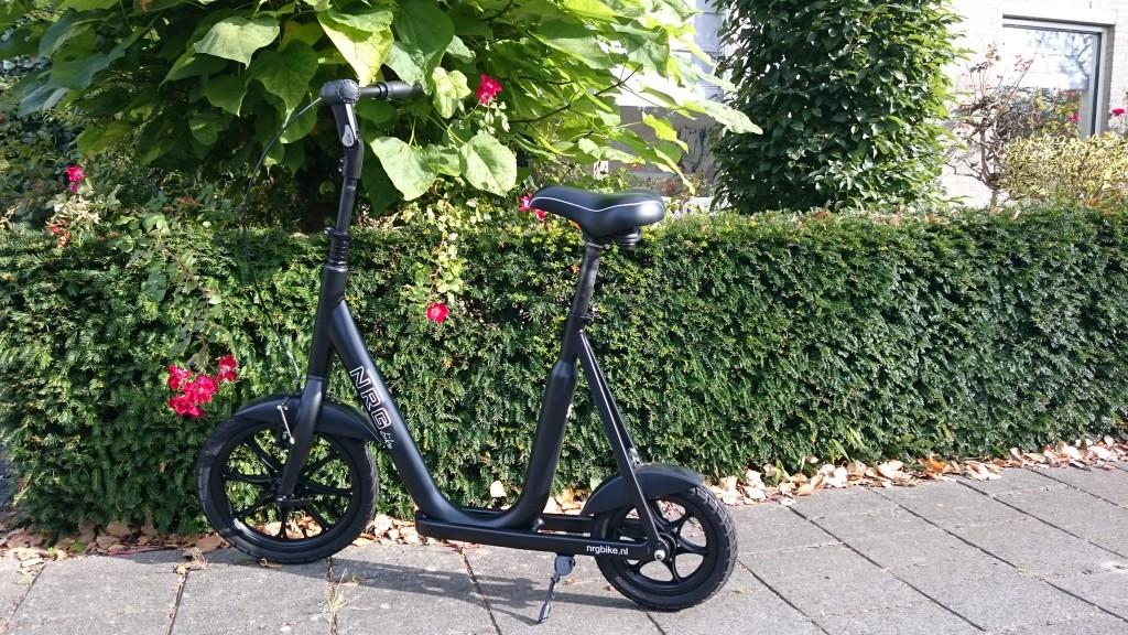 NRG bike proberen Kortenhoef - De NRG bike is de ideale loopfiets voor volwassenen en senioren.